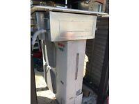 Sanyo Air conditioning unit