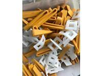 Vitrex LASH Tile Levelling System - Pack Of 150