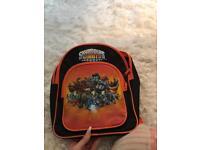Skylanders giants back pack bag