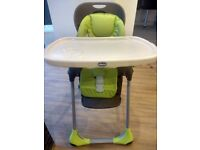 Chicco Polly High Chair RRP £100