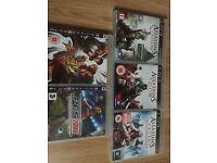 PS3 games bargain