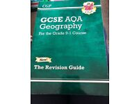 CGP GCSE AQA Geography revision guide