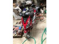Sym 50cc scooter