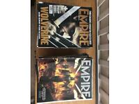 Empire Film magazine issues 258-323 50 pounds ono