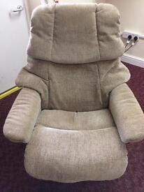 Furniture Village Dante leather 2 seater sofa furniture village 'dante' sofa | in sidmouth