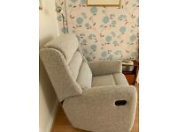 Stokers recliner chair