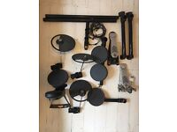 Yamaha DTX Electronic Drum Kit (console not working)