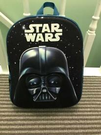 Kids Star Wars back pack