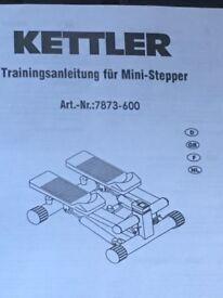 Stepper - electronic - Kettler