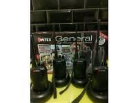 High power walkie talkies