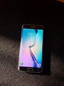 Samsung Galaxy 6 edge 32 gig Black/Unblocked/New