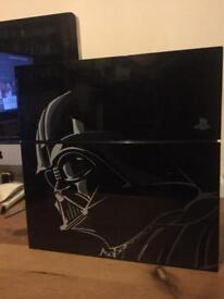 Playstation 4 Darth Vader edition