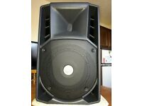 PAIR of UNUSED 12'' + 2'' Horn RCF 422a MK1 ACTIVE SPEAKERS INC RCF SPEAKER BAGS