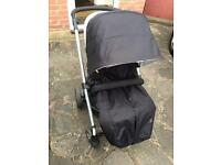 Mamas & Papas Sola Pushchair with Foot muff and rain cover