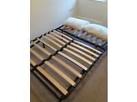 Sofa Bed Frame 140x190 black
