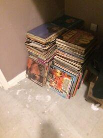 Records 1000+ £.050p a record