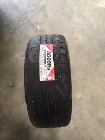 225/50/15 tyre new