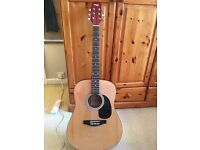 Acoustic Guitar as new condition