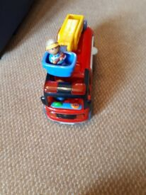 Early Learning Lights and Sounds Fire Engine