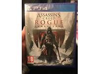 PS4 assassins creed rouge remastered - sealed