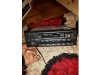 Blaupunkt car stereo - from vauxhall astra 2003