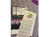 TAYLOR SWIFT CONCERT TICKETS X2 TONIGHT 7PM