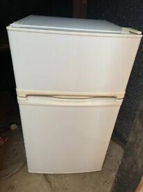 Under counter fridge freezer