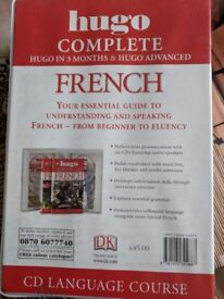 DK hugo Complete French CD Language Course