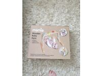 Mamia wooden baby gym