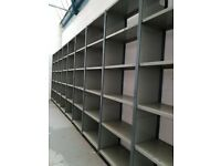 JOB LOT 500 BAYS dexion impex industrial shelving 4.6m high ( storage , pallet racking )