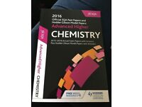 SQA Hodder Gibson Advanced Higher Chemistry Practice Papers