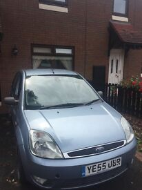 Ford Fiesta 1.6 gia 55 plate (2005)