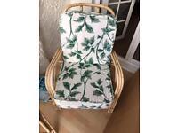 Luxury bamboo recliner set