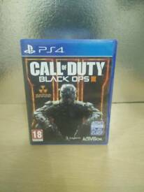 Call of duty Black Ops 3 ps4 play station 4