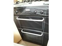 Integrated Synergi electric double oven