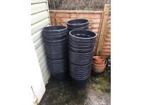 30litre plant pots