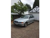 BMW 5-series touring - great engine, in need of a good home