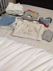 Excellent quality baby boy clothes bundle for sale!