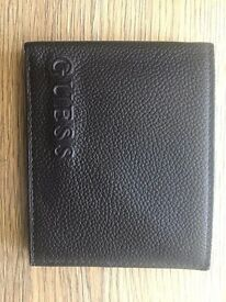 New Guess Brown Leather Wallet