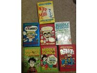 James Patterson collection