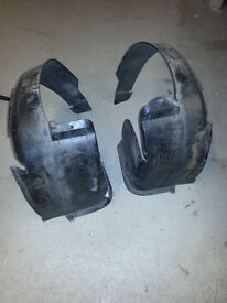pair of Citroen Saxo VTR/VTS front arch liners
