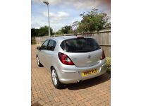 Vauxhall Corsa 1.2 good condition, low mileage