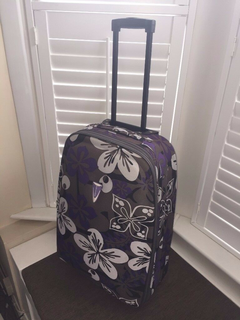 Suitcase Luggage Travel Trolley