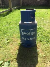 Cal or gas bottle