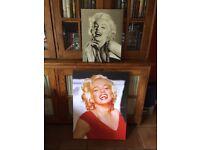 Marilyn Monro prints