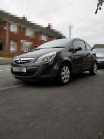 Vauxhall Corsa 1.2 petrol 2011 - £3500