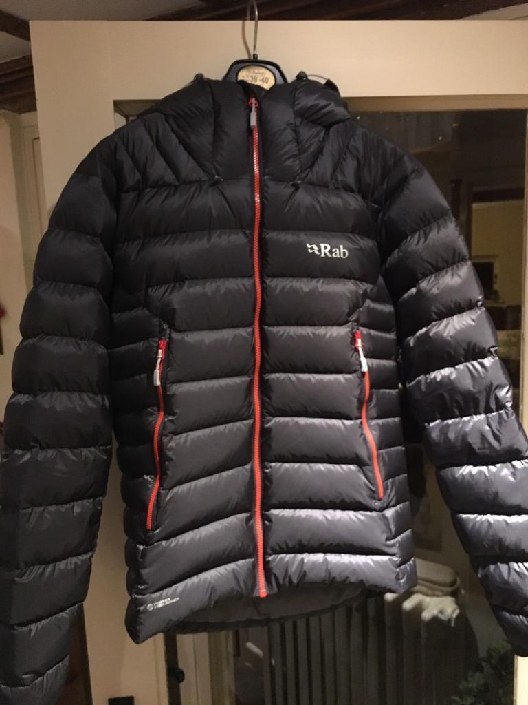 Rab Electron Down Jacket (small men s)  bf4506dba