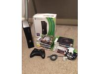 Xbox 360 and 17 games
