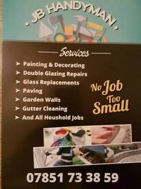 JB Handyman Services 07851733859