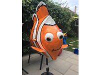 Carnival Model - Giant Nemo fish model for Carnival Procession